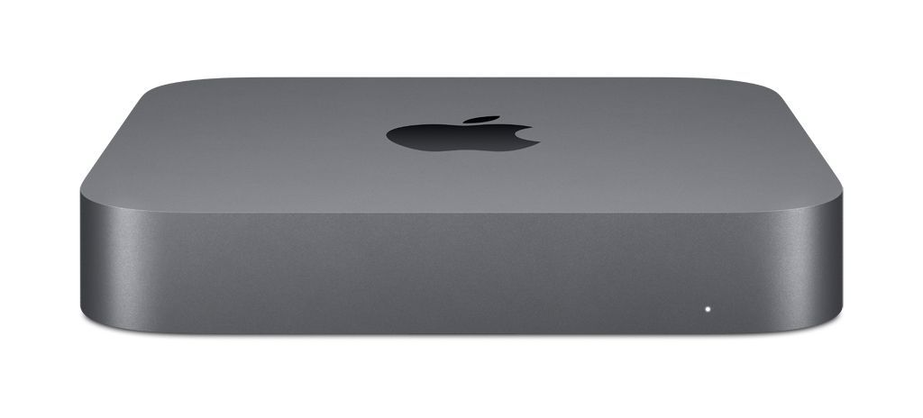 Mac mini image.